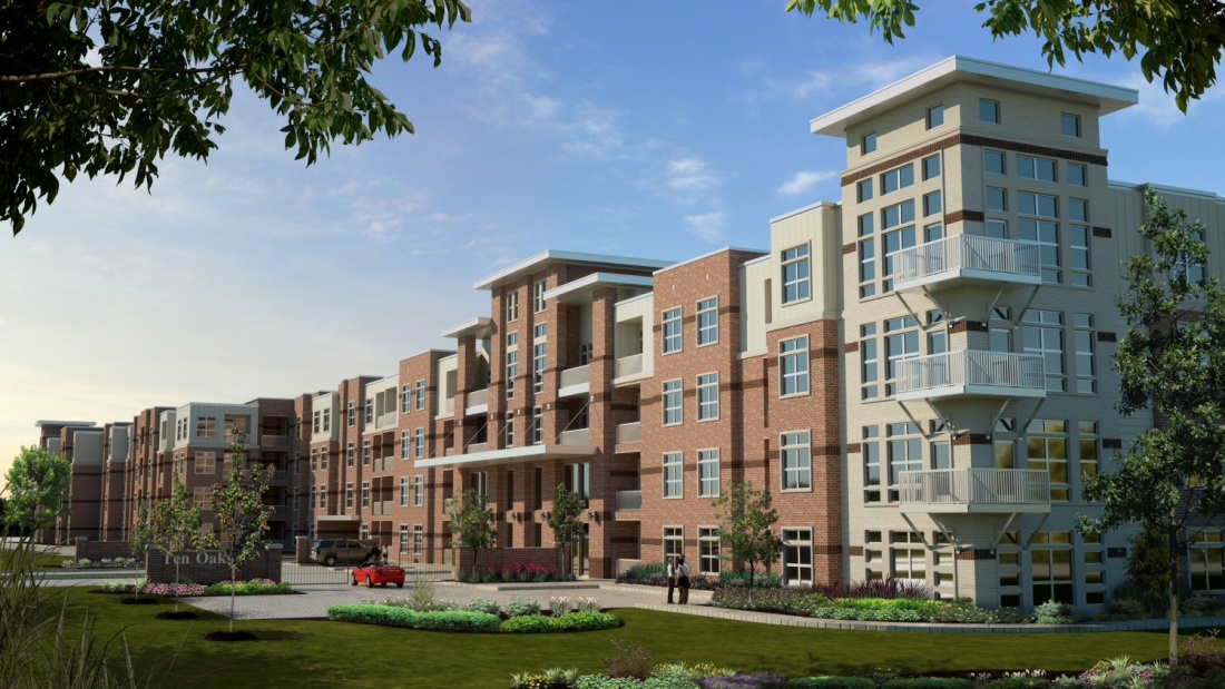 New luxury multifamily community coming to wolff companies for Multi family homes for sale houston