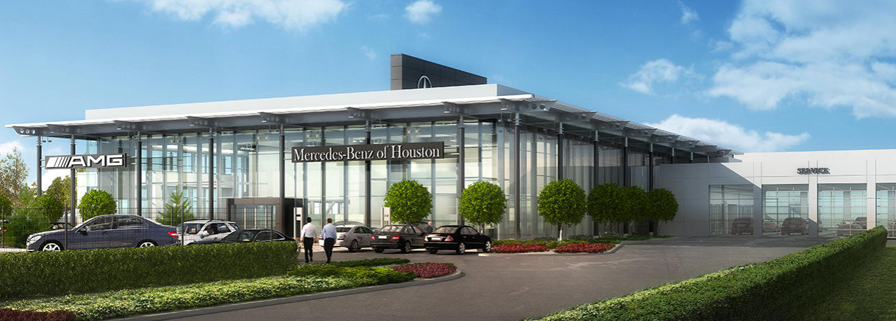 Park 10 update wolff companies number 1 in houston land for Mercedes benz dealers houston