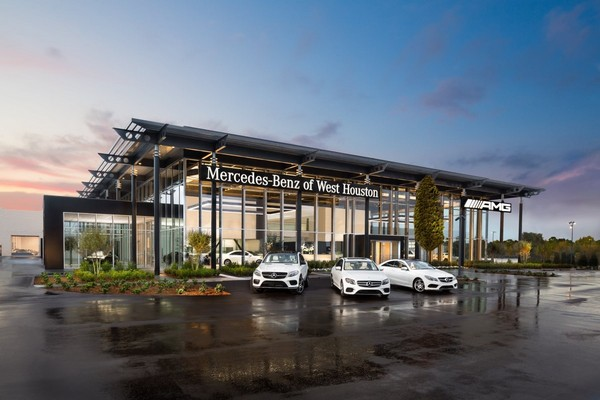 sewell mercedes benz of west houston opens in wolff